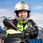 Ambulance motorcycle unit