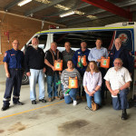 local community in yarram with aeds