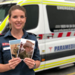 Beth Daley Paramedic Anzac Day