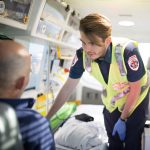 Paramedics reaching sickest patients faster