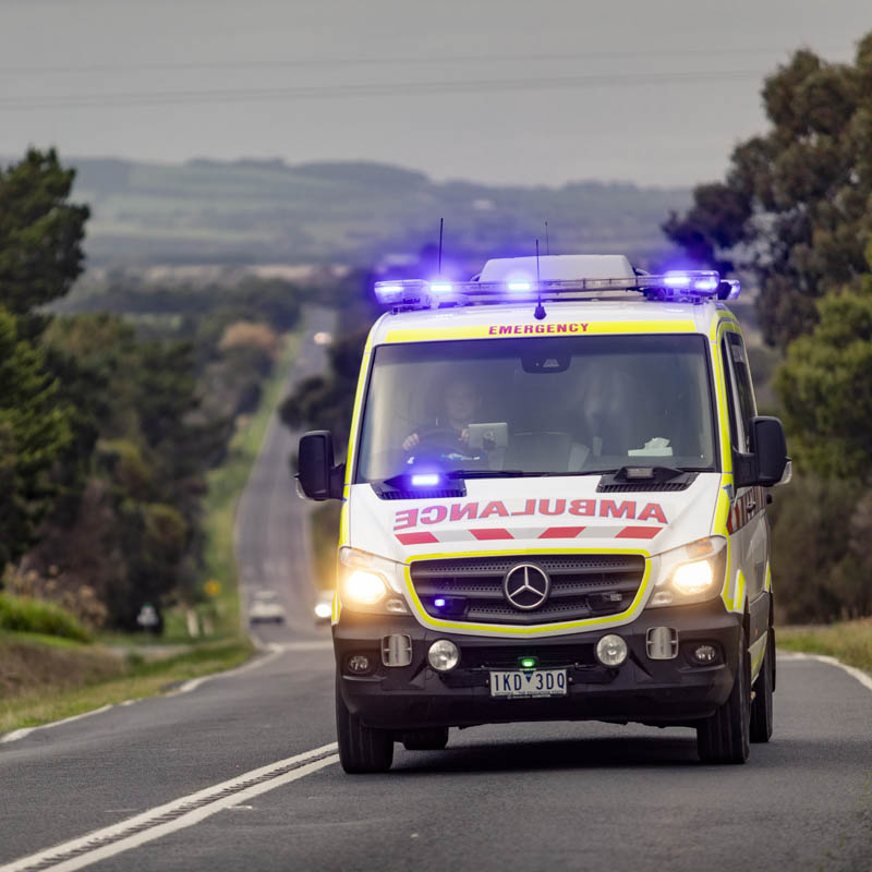 Best-ever response times - Ambulance Victoria