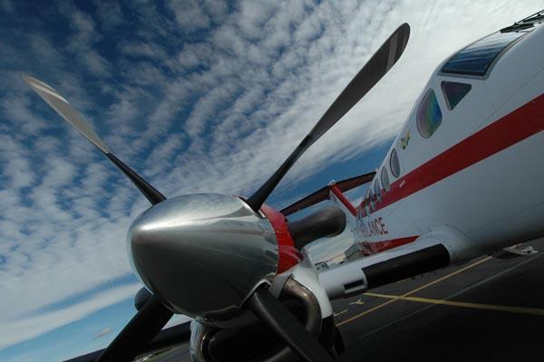 Fixed Wing Aircraft